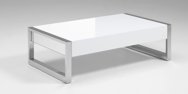 Couchtisch Hochglanz Weiß Mit Schublade Haus Design Ideen