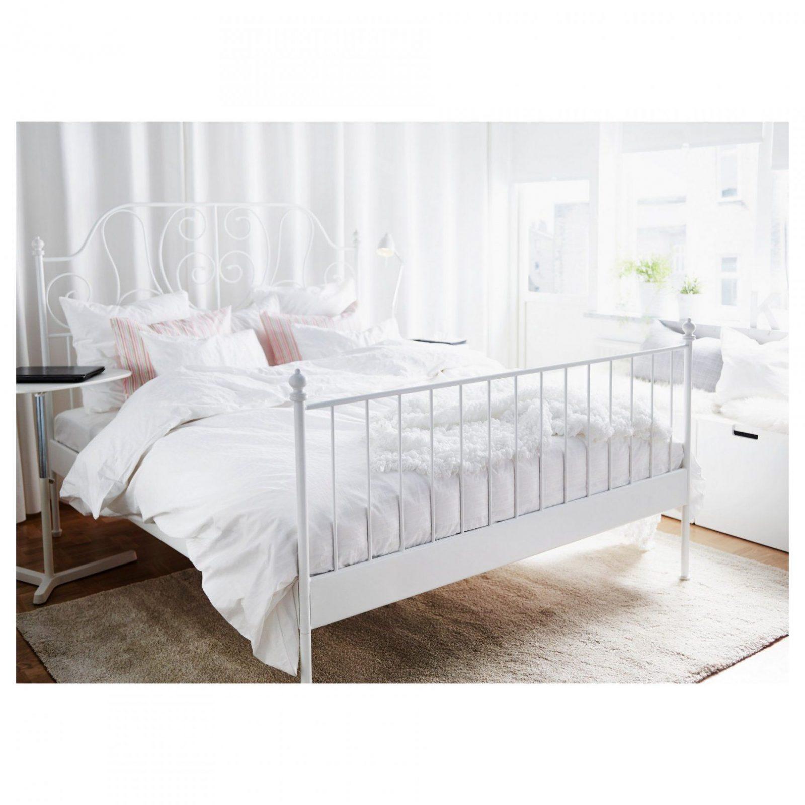 ikea bett wei 140x200 haus design ideen. Black Bedroom Furniture Sets. Home Design Ideas