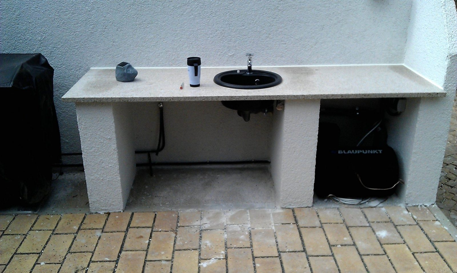 Interessant Waschbecken Und Andere Bad & Sanitär Von Sani Fort Line von Garten Waschbecken Selber Bauen Photo