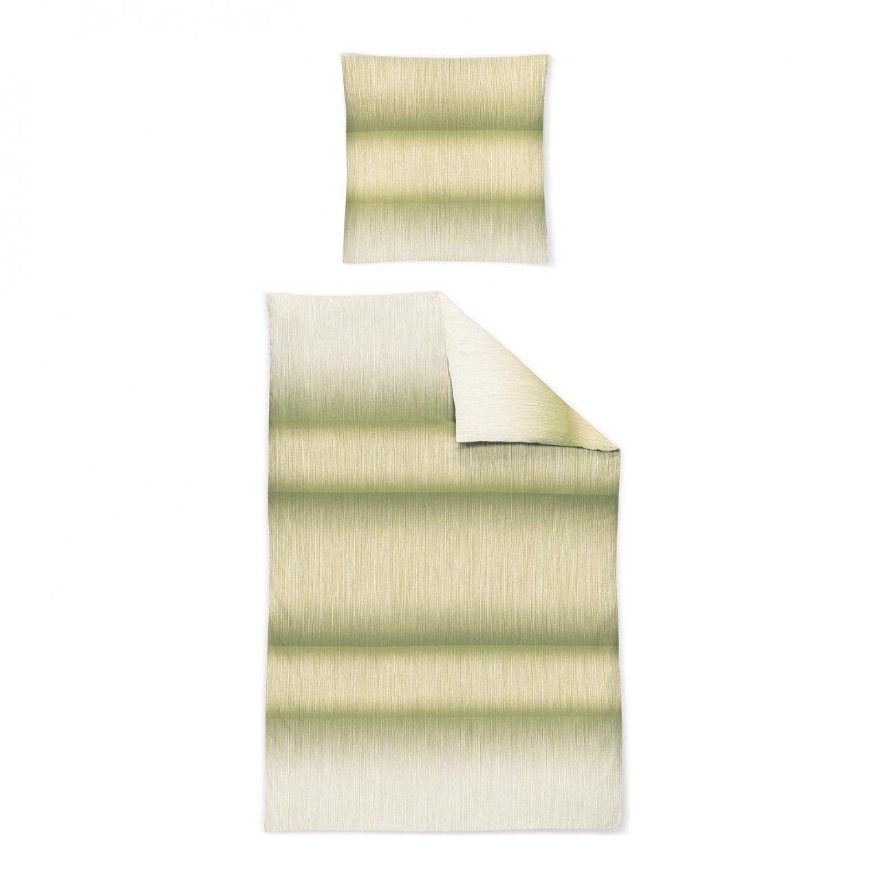 Irisette Capri Satin Bettwäsche Set In Farbe Grün Um 19% Reduziert von Bettwäsche Irisette Reduziert Bild