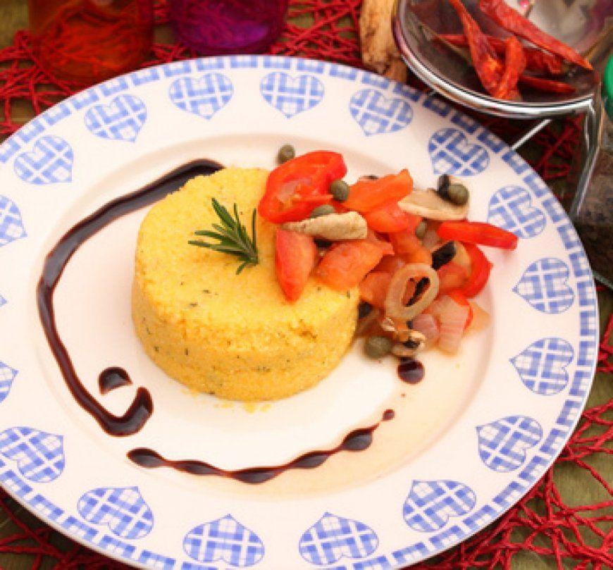 Italienische Polenta  Rezept  Kochrezepteat von Italienische Kochrezepte Mit Bildern Bild