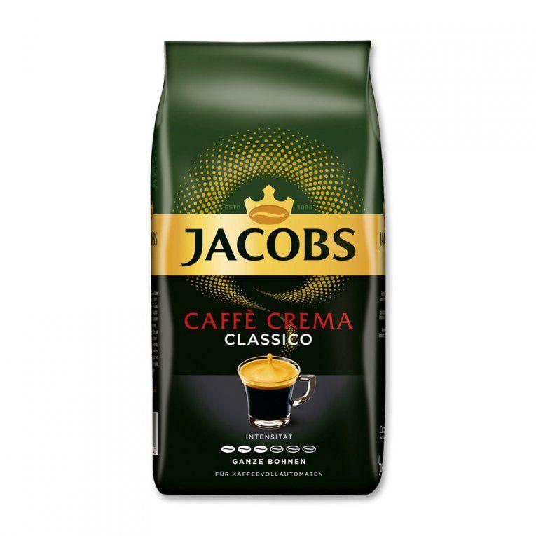 Jacobs Caffe Crema Classico  Jetzt Bestellen Im Merkur Online Shop von Lavazza Crema Classico Angebot Photo