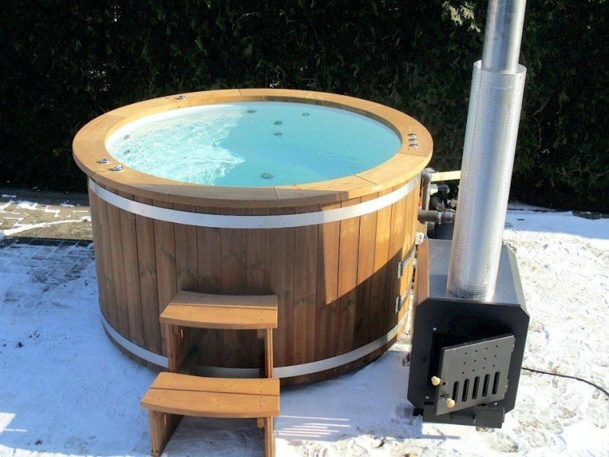 Jacuzzi Selber Bauen Fast Fertige Umrandung Outdoor Whirlpool von Whirlpool Umrandung Selber Bauen Photo
