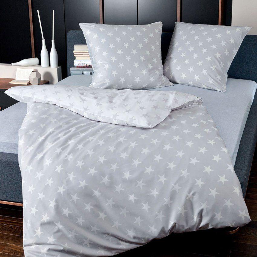 Janine Biber Bettwäsche Sterne Grau Günstig Online Kaufen Bei von Bettwäsche Junge Leute Bild
