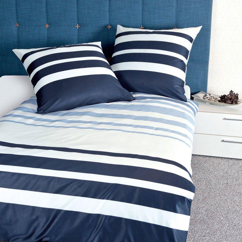 Janine Makosatin Bettwäsche Jd 8702802 Blau Günstig Online von Satin Bettwäsche Blau Bild