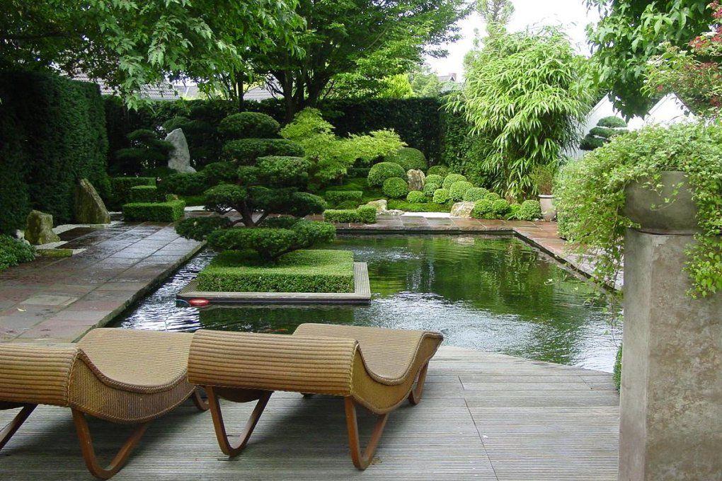 Japan Garten Kultur Plant Und Gestaltet Japanische Gärten Und Avec von Japanische Deko Für Den Garten Photo
