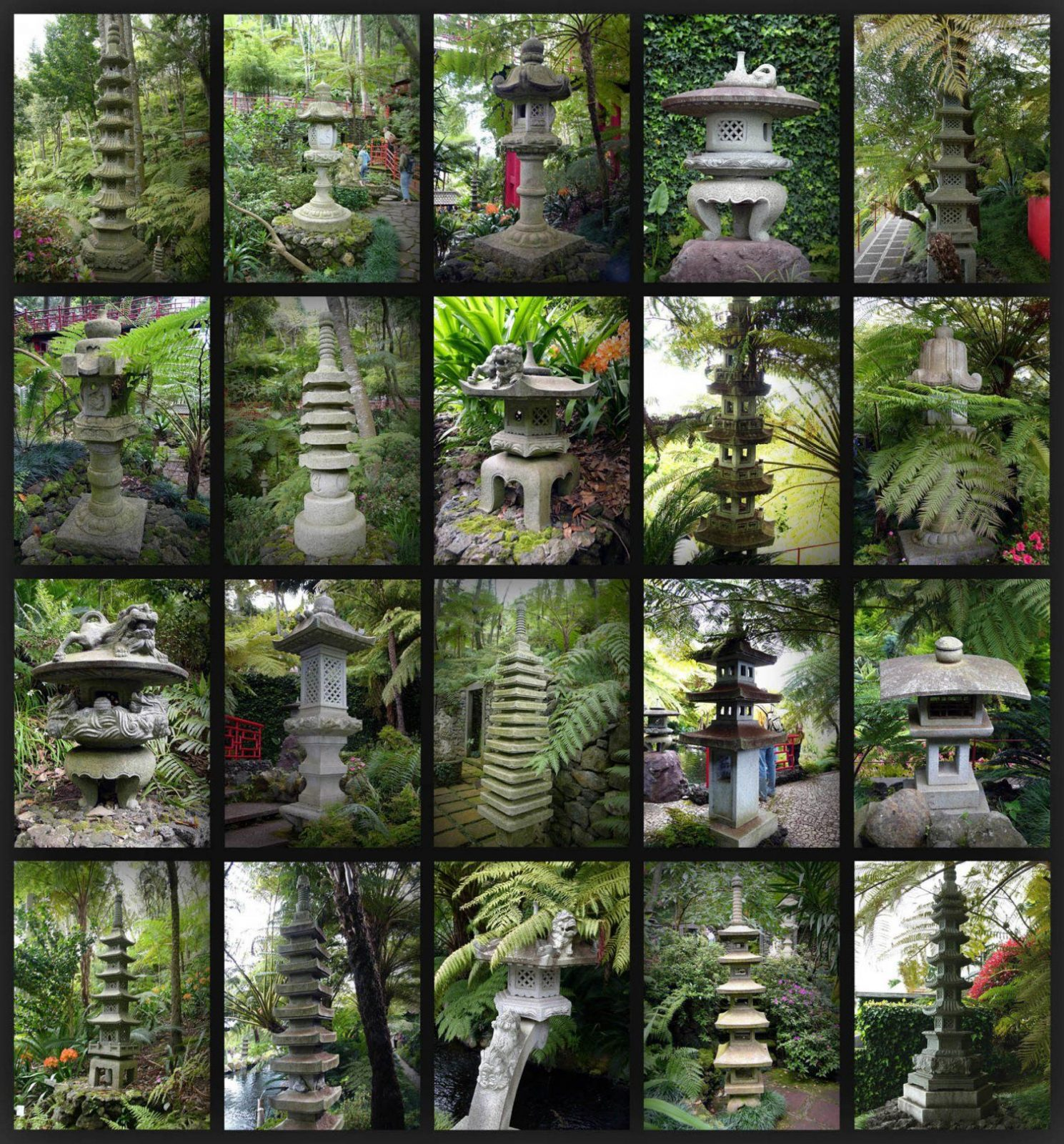 Japanische Deko Fr Garten Perfect Garten Selber Gestalten Vorgarten von Japanische Deko Für Garten Bild