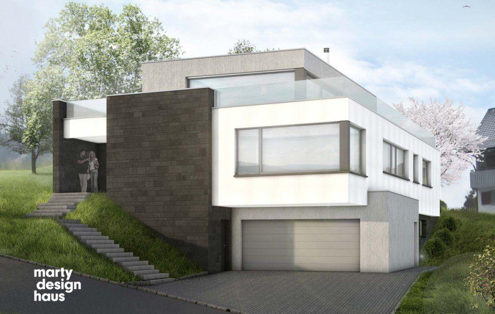 Jedes Projekt Ein Individuelles Einfamilienhaus Martydesignhaus von Einfamilienhaus Am Hang Grundrisse Bild