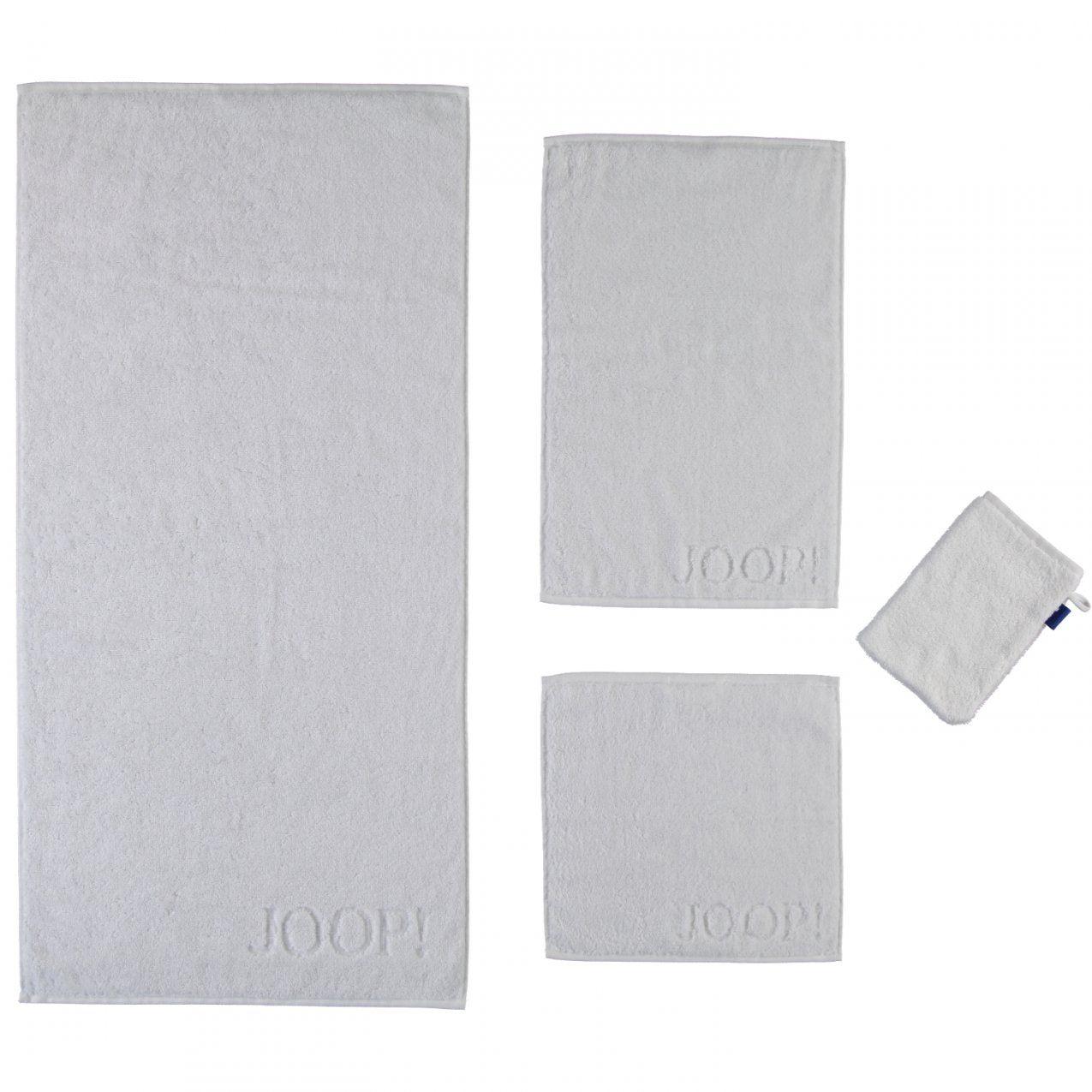 Joop Handtücher Basic Weiss  600  Handtuchwelt von Joop Handtücher Set Günstig Bild