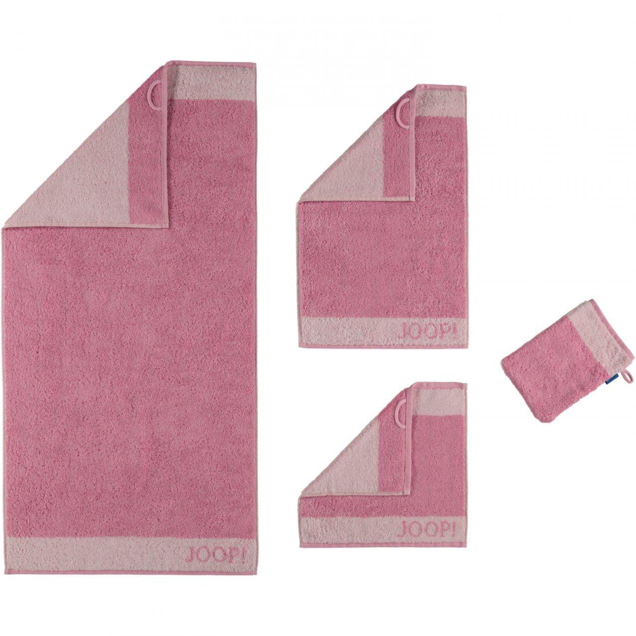 Joop Handtücher Breeze Doubleface 1648 Rose  27  Handtuchwelt von Joop Handtücher Set Günstig Bild