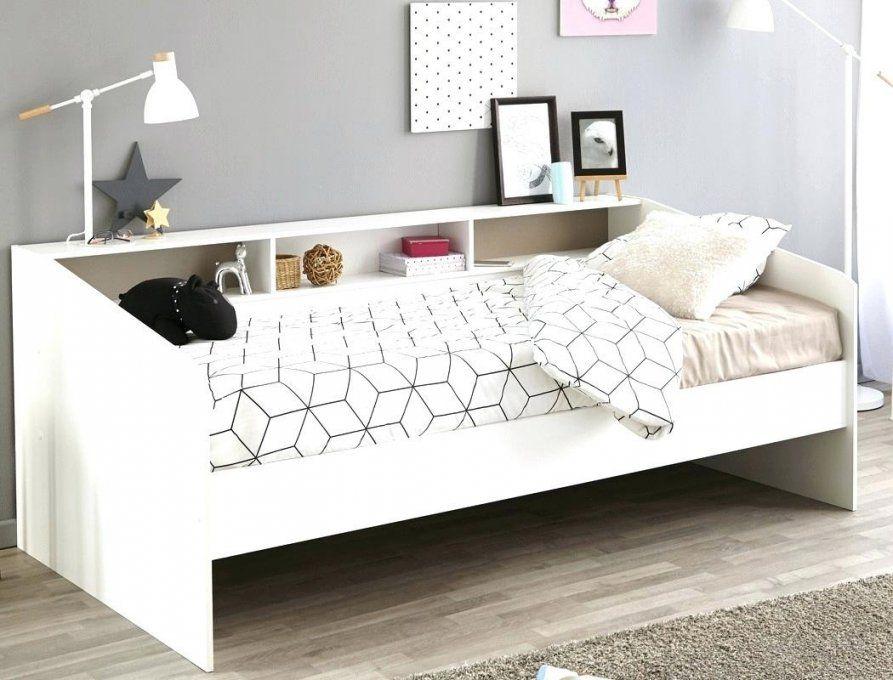 Jugendbett 90 200 Wellemabel Concrete Conroy Bett Jugendliege Mit von Ikea Bett Mit Kasten Photo