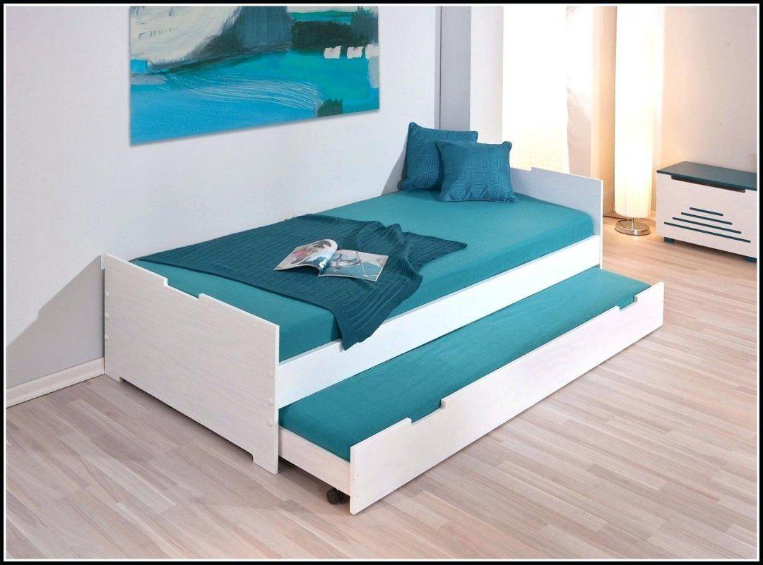 Jugendbett Mit Bettkasten Bett 90×200 Ikea Betten House Und Dekor von Ikea Bett Mit Kasten Bild