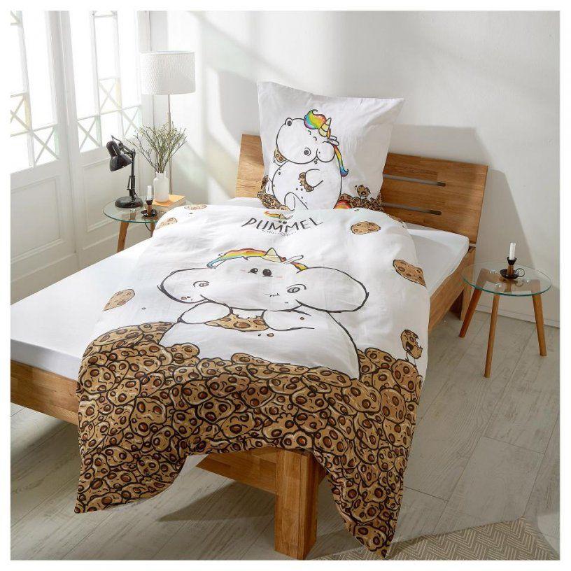 Jugendbettwäsche Pummeleinhorn (140X200)  Dänisches Bettenlager von Einhorn Bettwäsche Ikea Photo