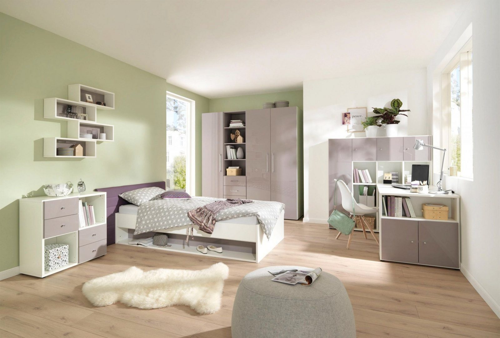 Jugendzimmer Für 2 Mädchen Wohndesign Coole von Coole Jugendzimmer Für Mädchen Bild