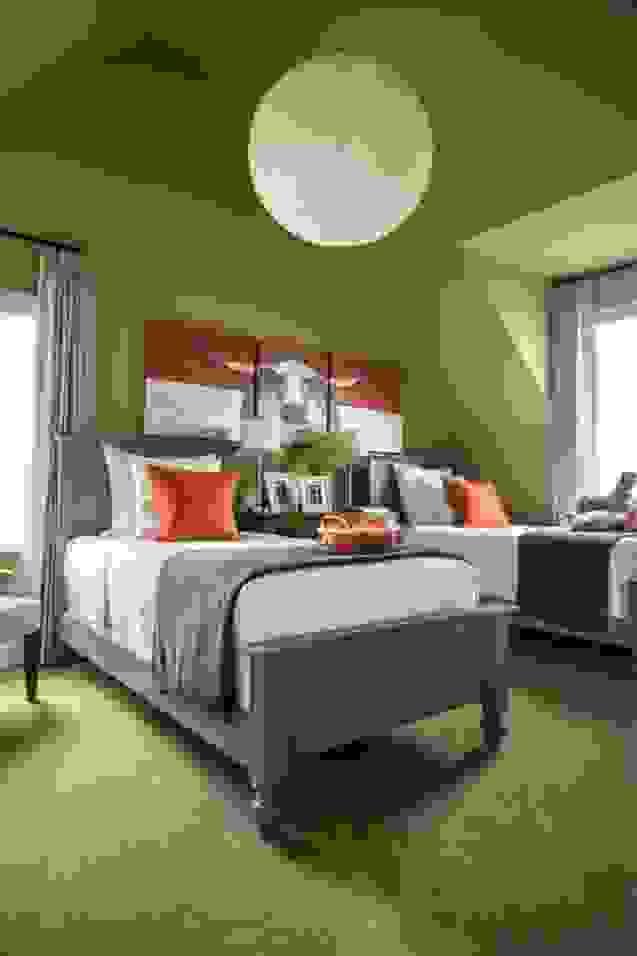 Jugendzimmer Mit Dachschräge  35 Ideen Für Die Gestaltung von Jugendzimmer Mit Dachschräge Gestalten Bild