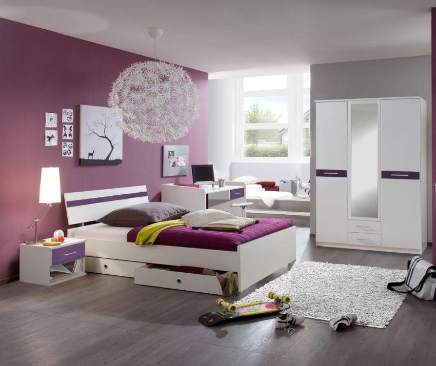 jugendzimmer anthrazitlila jugendzimmer pinterest hochglanz von coole jugendzimmer f r m dchen. Black Bedroom Furniture Sets. Home Design Ideas