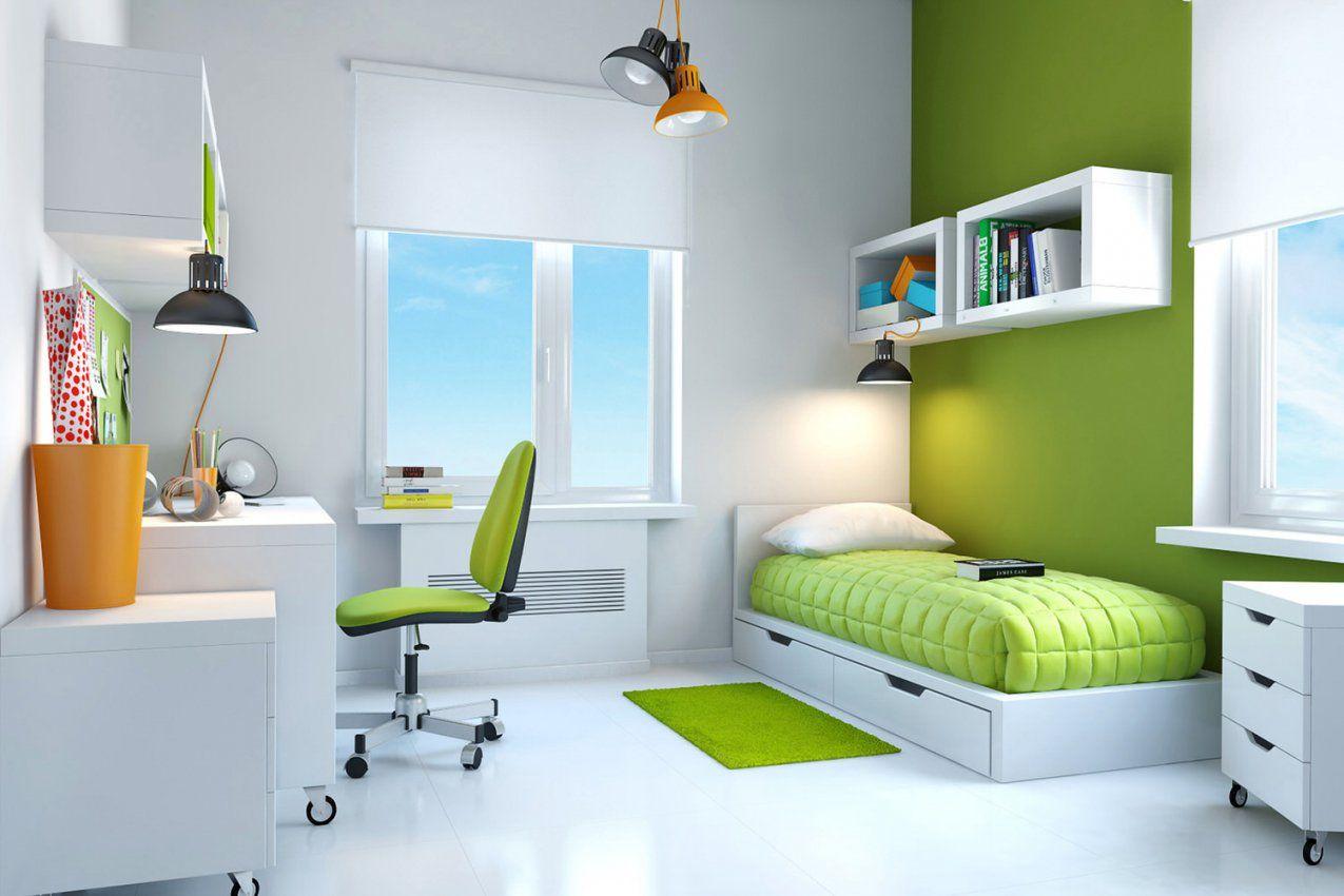 Jugendzimmer Streichen – Neue Farbe Muss Her von Jugendzimmer Wände Gestalten Ideen Bild