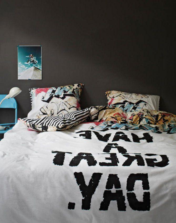 Jung & Wilde Zimmer 21 Coole Bettwäsche Für Teenager  Kinderzimmer von Bettwäsche Mit Sprüchen Photo