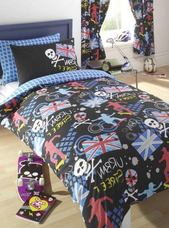 Jung & Wilde Zimmer 21 Coole Bettwäsche Für Teenager  Kinderzimmer von Coole Bettwäsche Für Jungs Bild
