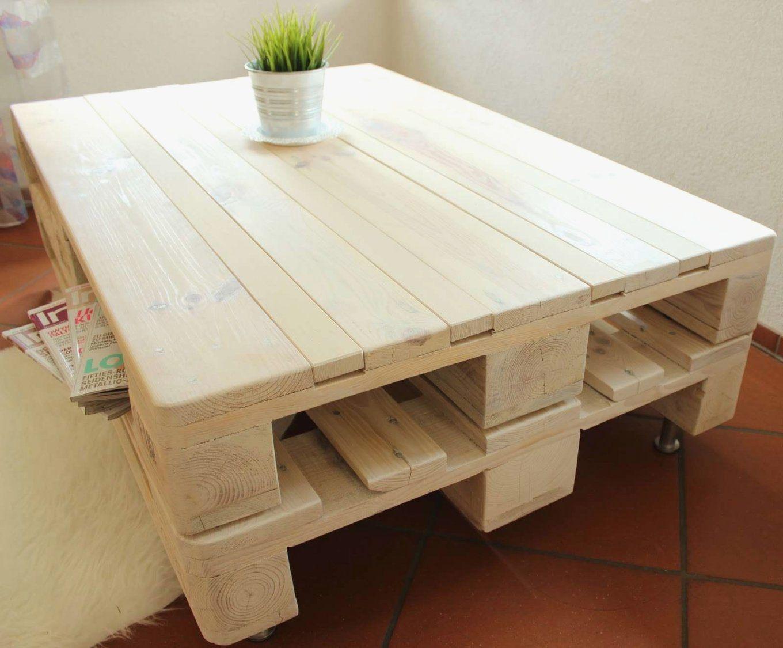 Kaffetisch  Erstaunlich Diy Couchtisch Ideen 32 Schön Paletten von Tisch Aus Paletten Kaufen Photo