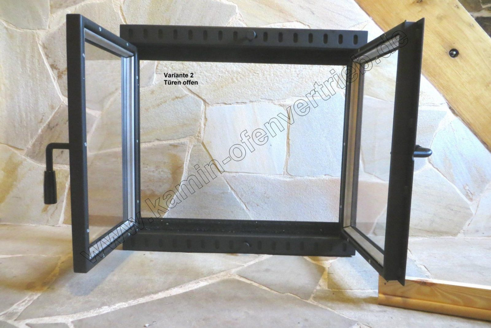 Kamintüren Kamintür Für Offenen Kamin Mit Glas  Sichtfenster Und von Funkenschutz Aus Glas Für Offenen Kamin Photo