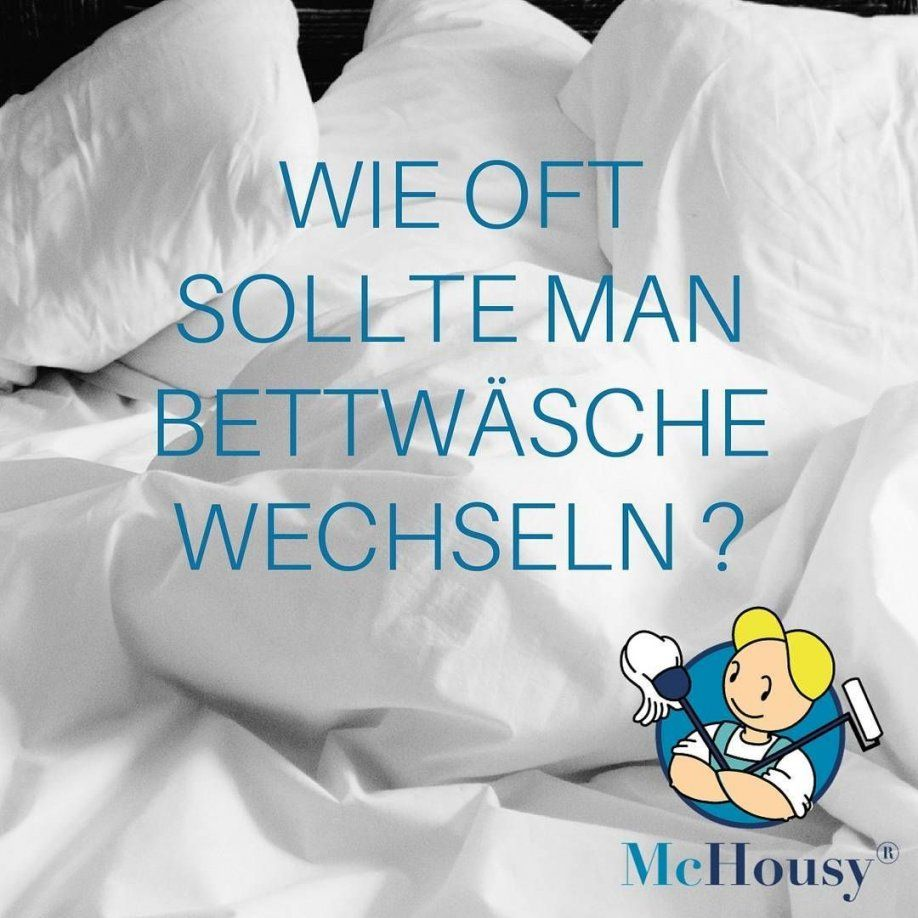Kann Man Bettwäsche Waschen  My Blog von Wie Oft Sollte Man Bettwäsche Waschen Photo