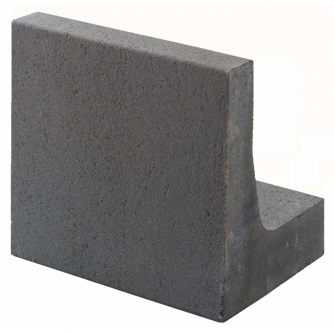 Kann Winkelstein Grau H 40 Cm X B 40 Cm X T 30 Cm Kaufen Bei Obi von Beton U Steine Obi Bild