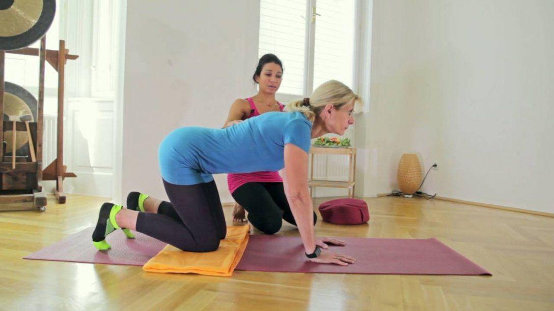 Katzekuh – Yoga Für Zuhause  Youtube von Yoga Lernen Zu Hause Photo