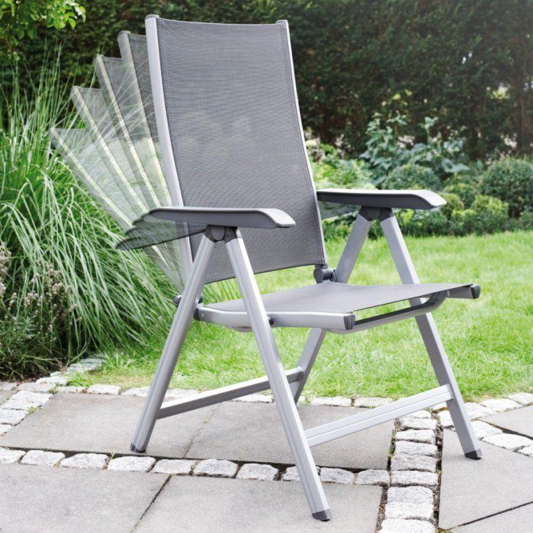 "Kettler ""basic Plus""  Gartenstuhl Verstellbar von Kettler Stuhl Basic Plus Bild"