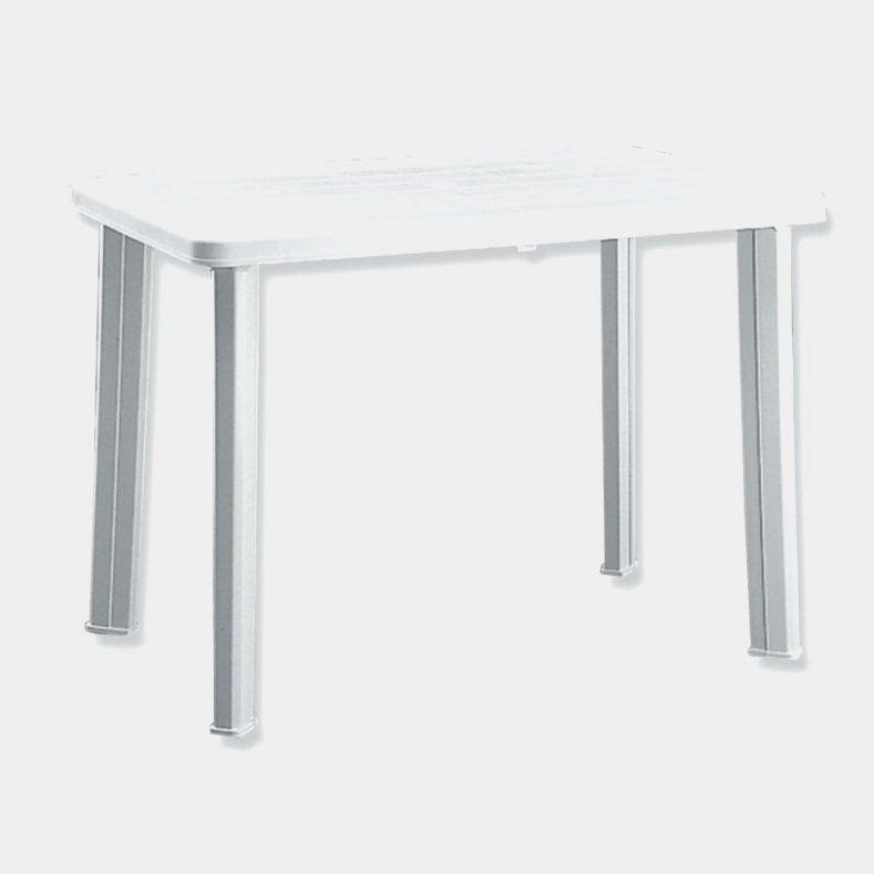 Kettler Gartentisch Rund Elegant Gartentisch Weiss Perfekt Weia von Gartentisch Rund Kunststoff Weiß Bild