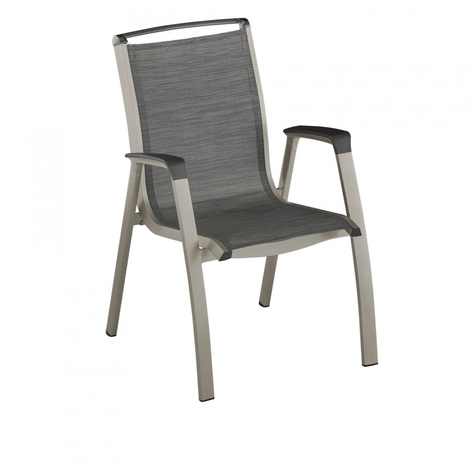 Kettler Stapelsessel Basic Plusanthrazit Real Stuhl Sitzkissen Sit von Kettler Stuhl Basic Plus Photo