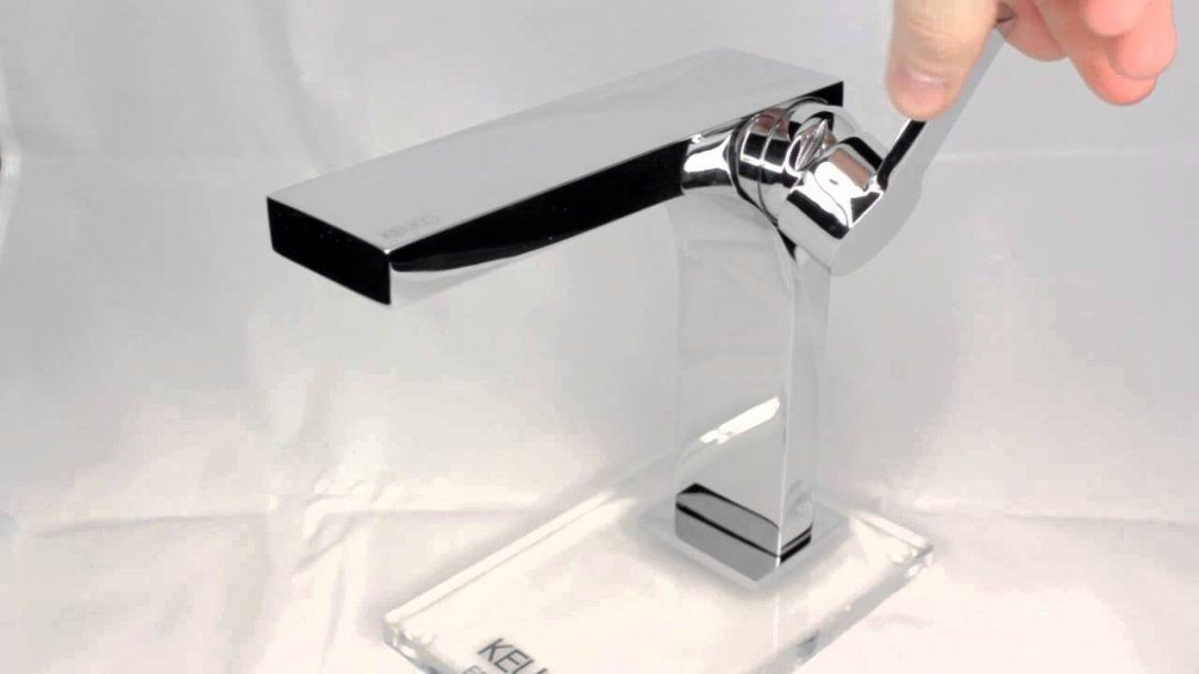 Keuco Edition 11 Einhebel Waschtischmischer 120 Chrom  Youtube von Keuco Edition 11 Einhebel Waschtischmischer Bild