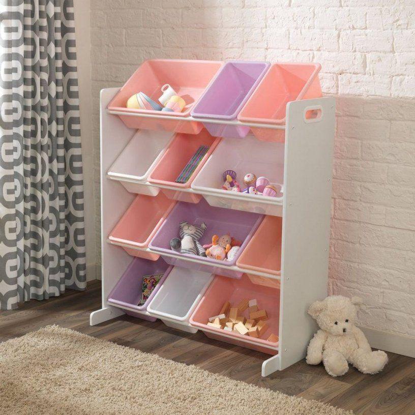 Kidkraft® Regal Mit Aufbewahrungsboxen Für Kinderzimmer Weiß von Regal Mit Aufbewahrungsboxen Für Kinderzimmer Bild