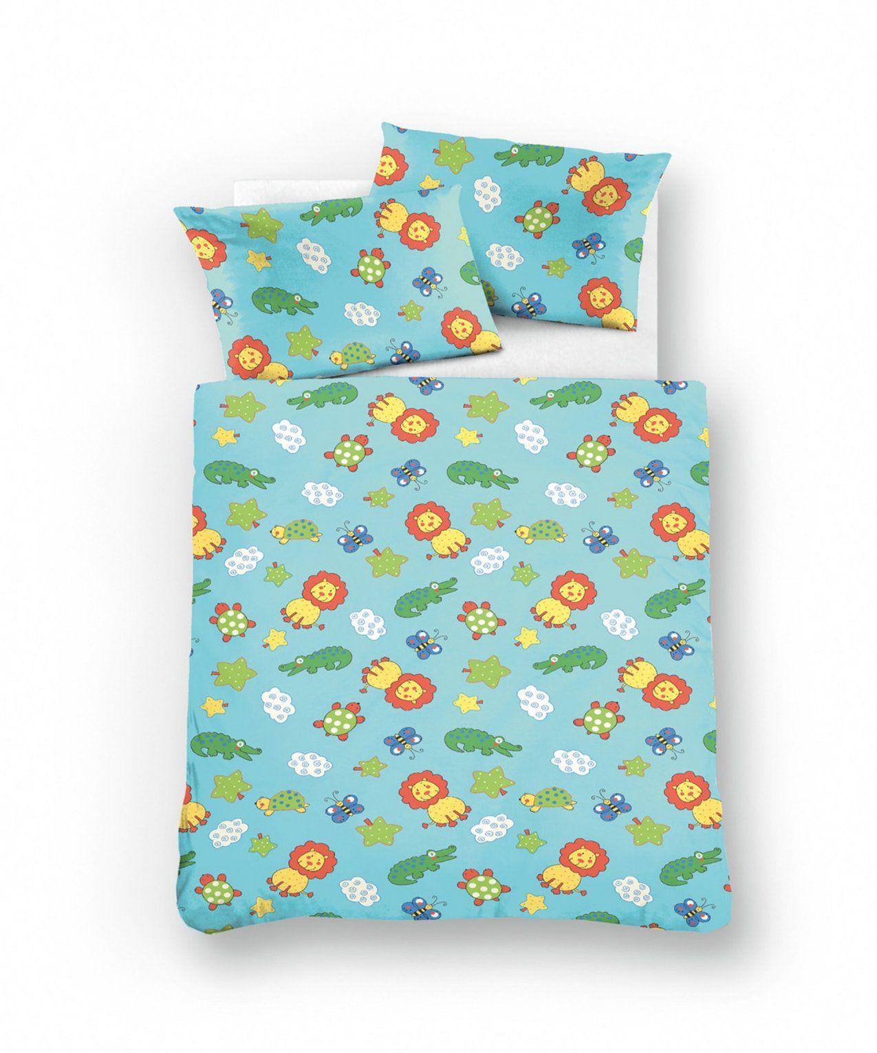 Kinder Baby Bettwäsche  Bettwäsche  Schlafstätte von Kinderbettwäsche Biber 100X135 Photo