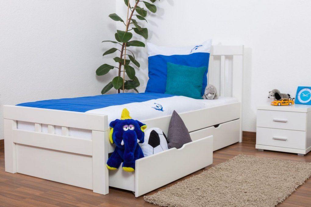 kinderbett weiss mit schublade haus design ideen. Black Bedroom Furniture Sets. Home Design Ideas