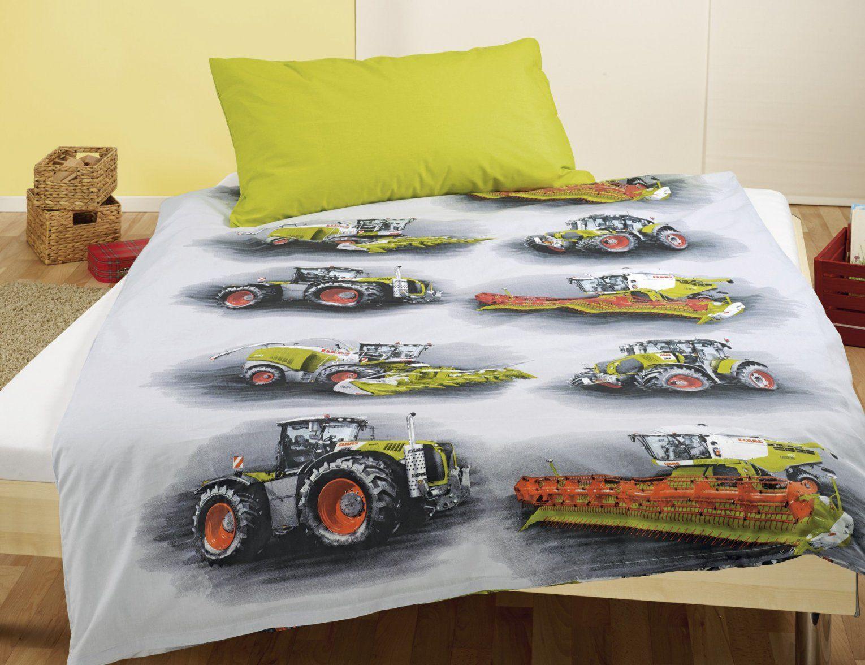 Kinderbettwäsche 160X210 Günstig  Bettwaeschech Shop von Traktor Bettwäsche 100X135 Photo