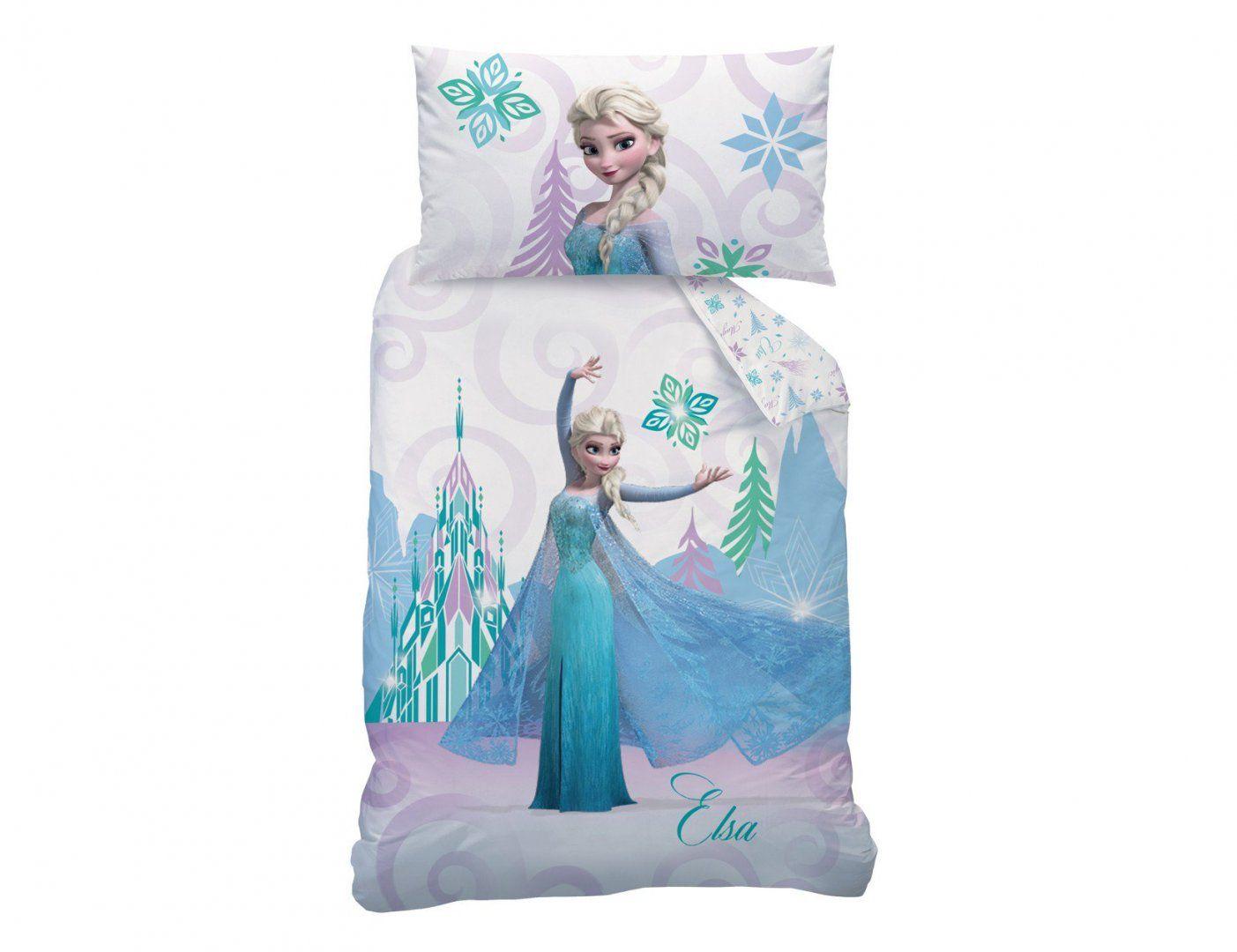 Kinderbettwäsche  Bettwäsche Für Kinder ⋆ 160X210  Lehner Versand von Bettwäsche 100X135 Eiskönigin Photo