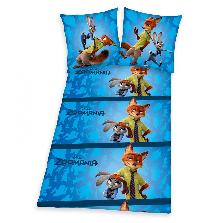 Kinderbettwäsche Mit Tollen Motiven Von Roller  Kinderbettlaken von Bettwäsche 100X135 Eiskönigin Photo