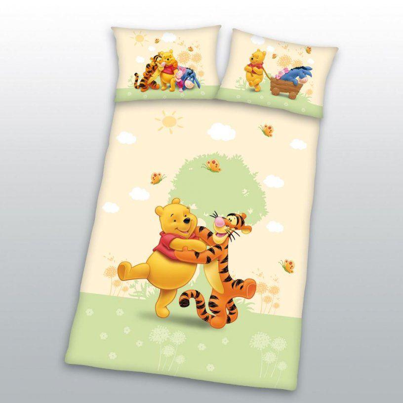 Kinderbettwäsche Winnie Pooh Besonders Preiswert  Dänisches Bettenlager von Kinderbettwäsche 100X135 Dänisches Bettenlager Bild