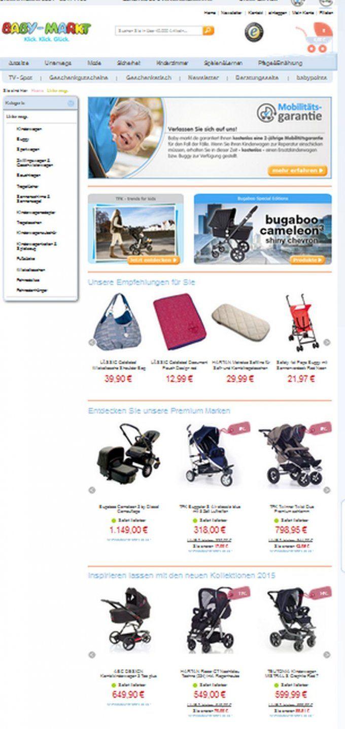 Kinderwagen Auf Raten Kaufen  Shops Mit Ratenzahlung von Kinderwagen Auf Raten Kaufen Bild