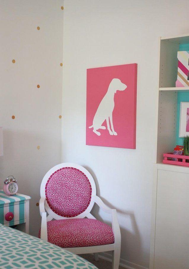 Kinderzimmer Deko Selber Machen  55 Ideen Für Mädchen von Wanddeko Babyzimmer Selber Machen Photo