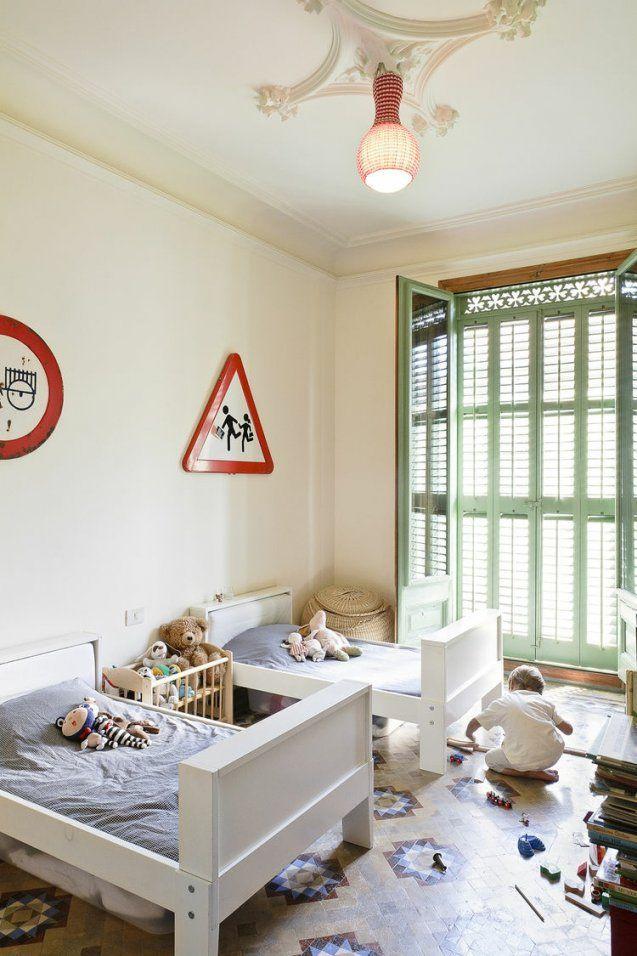 Kinderzimmer Für Zwei Gestalten  15 Interessante Einrichtungsideen von Kleines Kinderzimmer Für Zwei Einrichten Photo