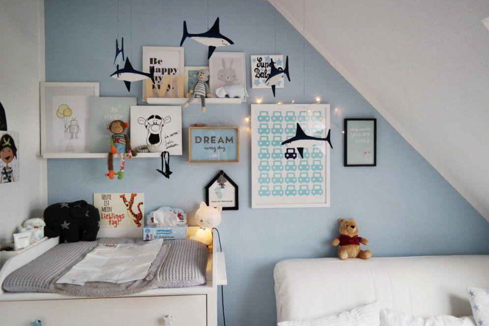 Kinderzimmer Junge Wandgestaltung Kreativ On Andere In Bezug Auf Von