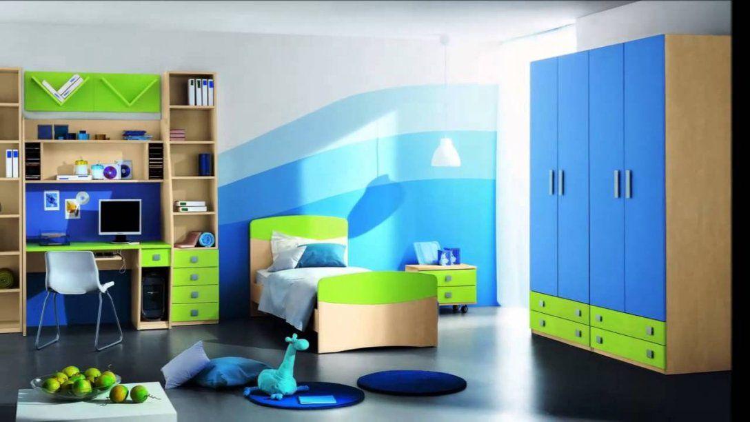 Kinderzimmer Mit Dachschräge Für Jungen  Youtube von Kinderzimmer Für Jungs Gestalten Photo