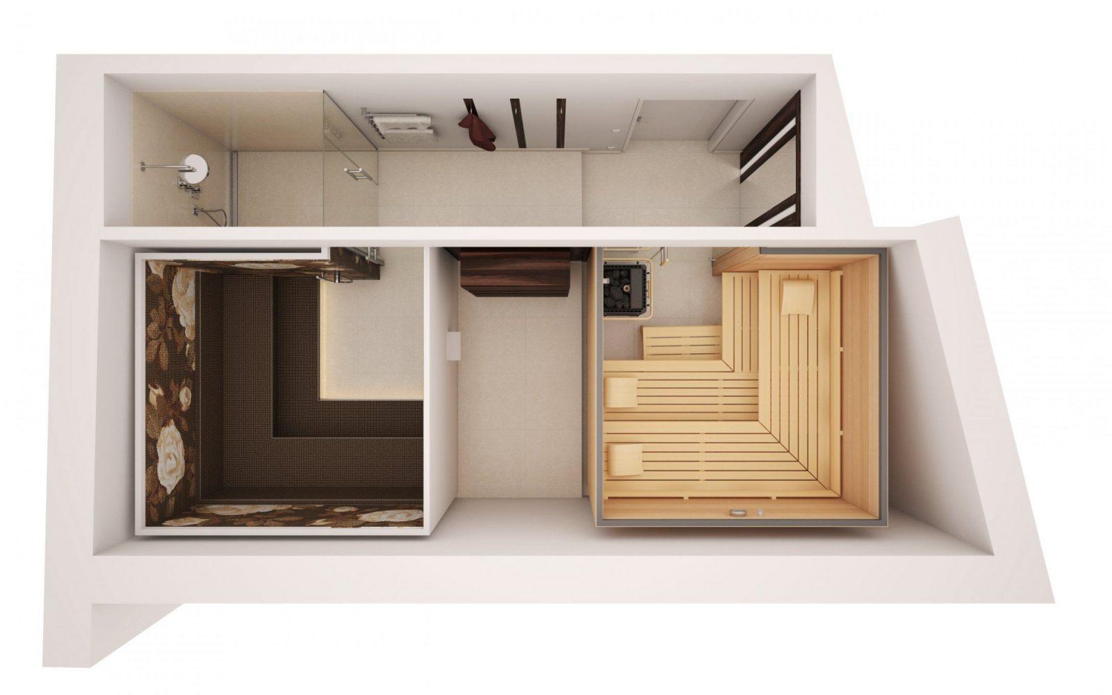 Klafs Planungsideen von Sauna Im Keller Selber Bauen Bild