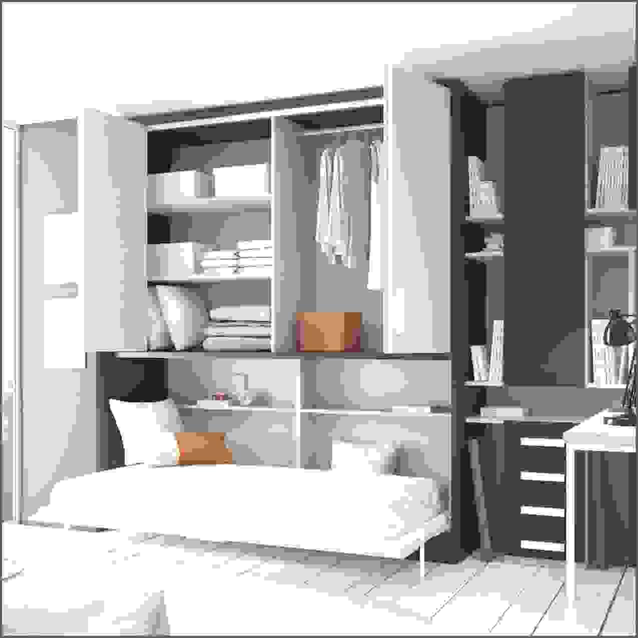Schrankbett 140x200 selber bauen haus design ideen - Klappbett selber bauen ...