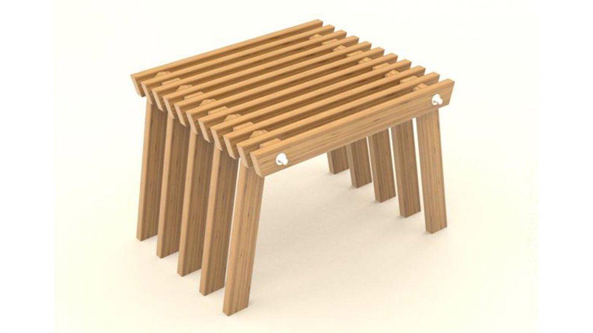 Klappstuhl Holz Selber Bauen  Ambiznes von Klappstuhl Holz Selber Bauen Bild