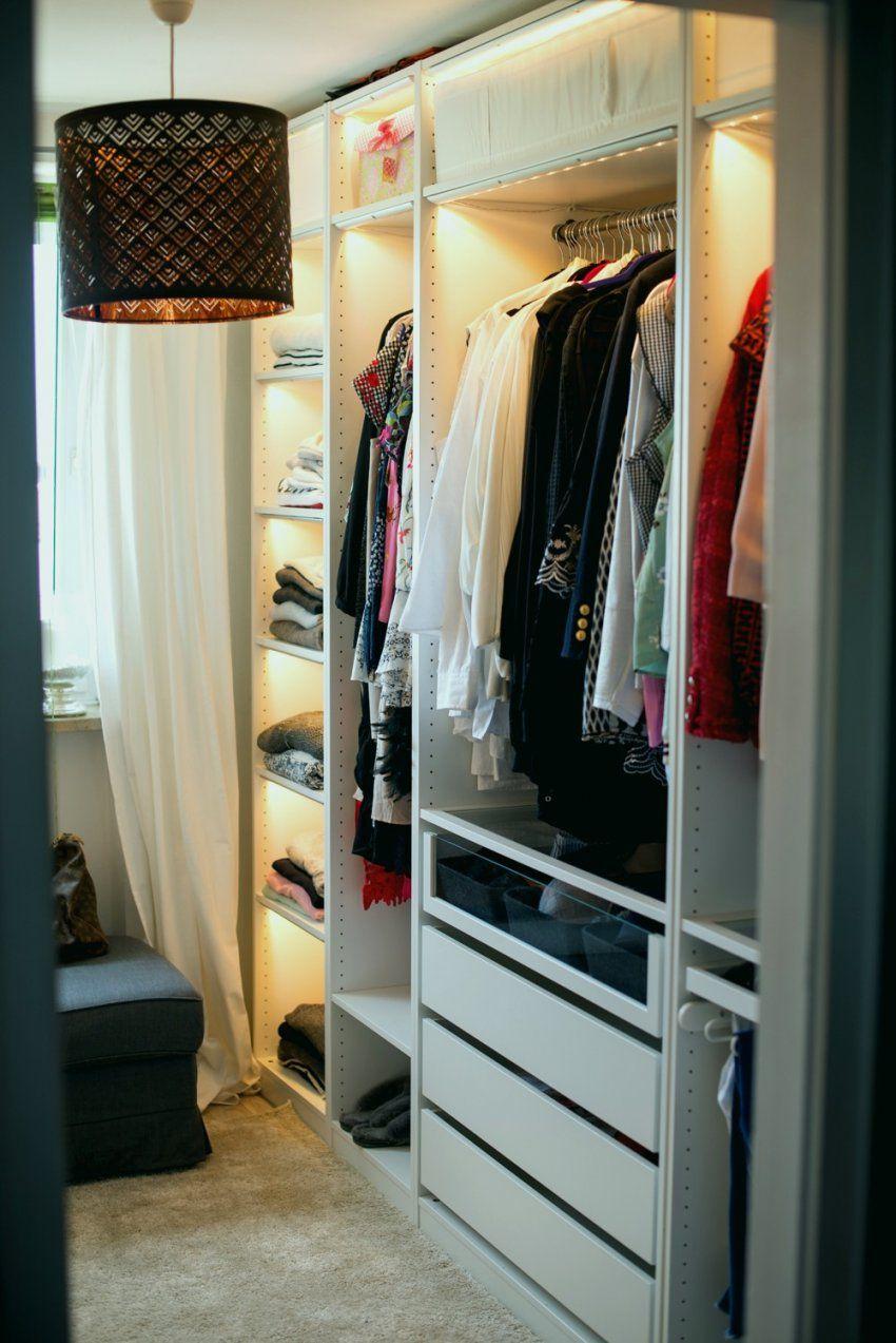 Pax Begehbarer Kleiderschrank kleiderschrank mit beleuchtung elegant begehbarer kleiderschrank von
