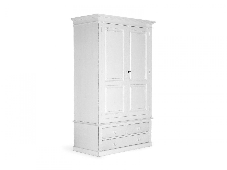 Kleiderschrank Odette  Kleiderschränke Von Massivum von Kleiderschrank Weiß 120 Cm Breit Bild