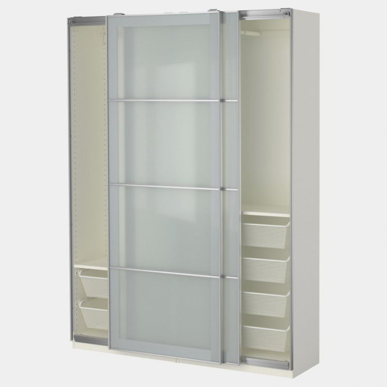 Kleiderschrank Spiegel Schiebetüren Luxus Kleiderschrank 50 Cm Tief von Kleiderschrank 50 Cm Tief Photo